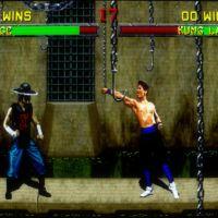Mortal Kombat II arcade screenshot