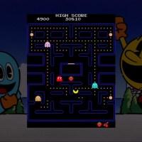 Namco Museum Essentials ps3 screenshot