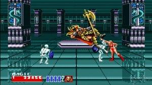 Sega Mega Drive Ultimate Collection ps3 screenshot