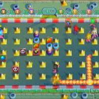 Bomberman Blast Wii screenshot wiiware