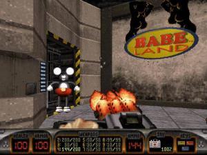Duke Nukem 3D Atomic Edition PC screenshot