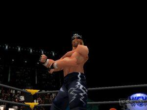 WCW / nWo Revenge screenshot N64
