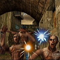 The House of the Dead 2 wii screenshot