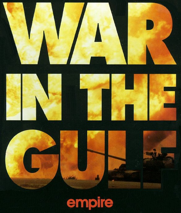 War in the Gulf cover