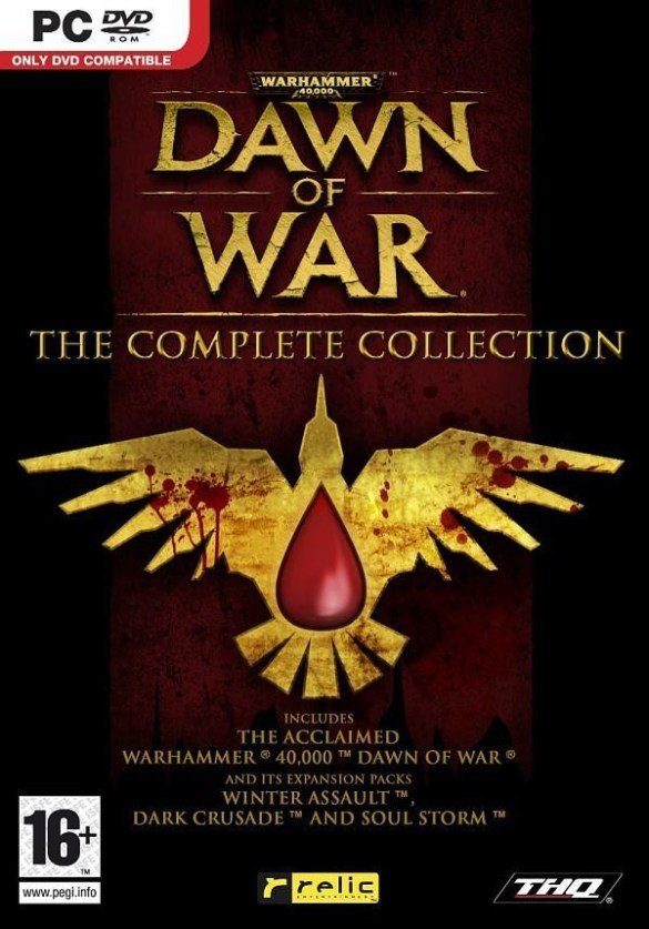 Dawn of War Complete Collection box cover
