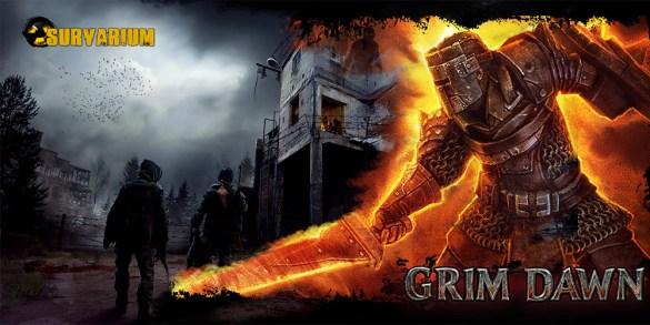 Grim Dawn Survarium