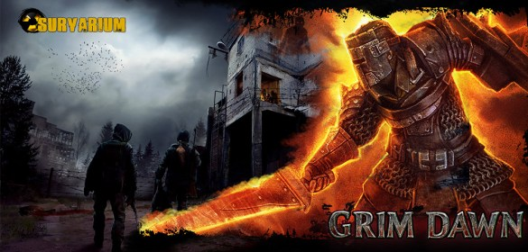 Grim Dawn Survarium