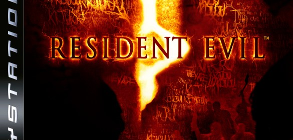 Cover art for Resident Evil 5 on PlayStation 3