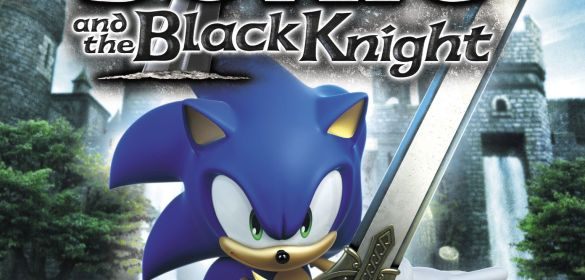 Sonic and the Black Knight front