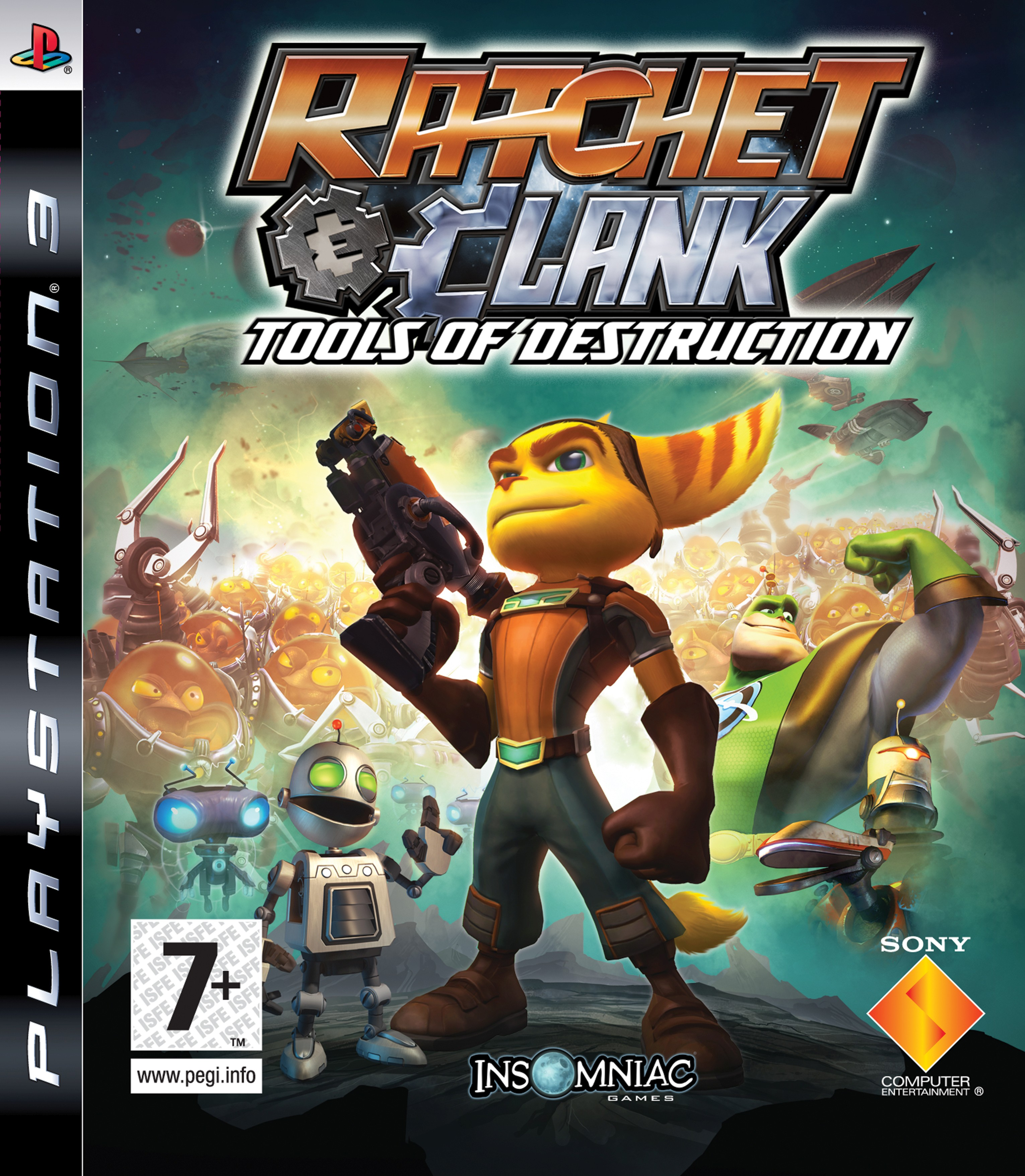 Ratchet Clank Tools Of Destruction Review