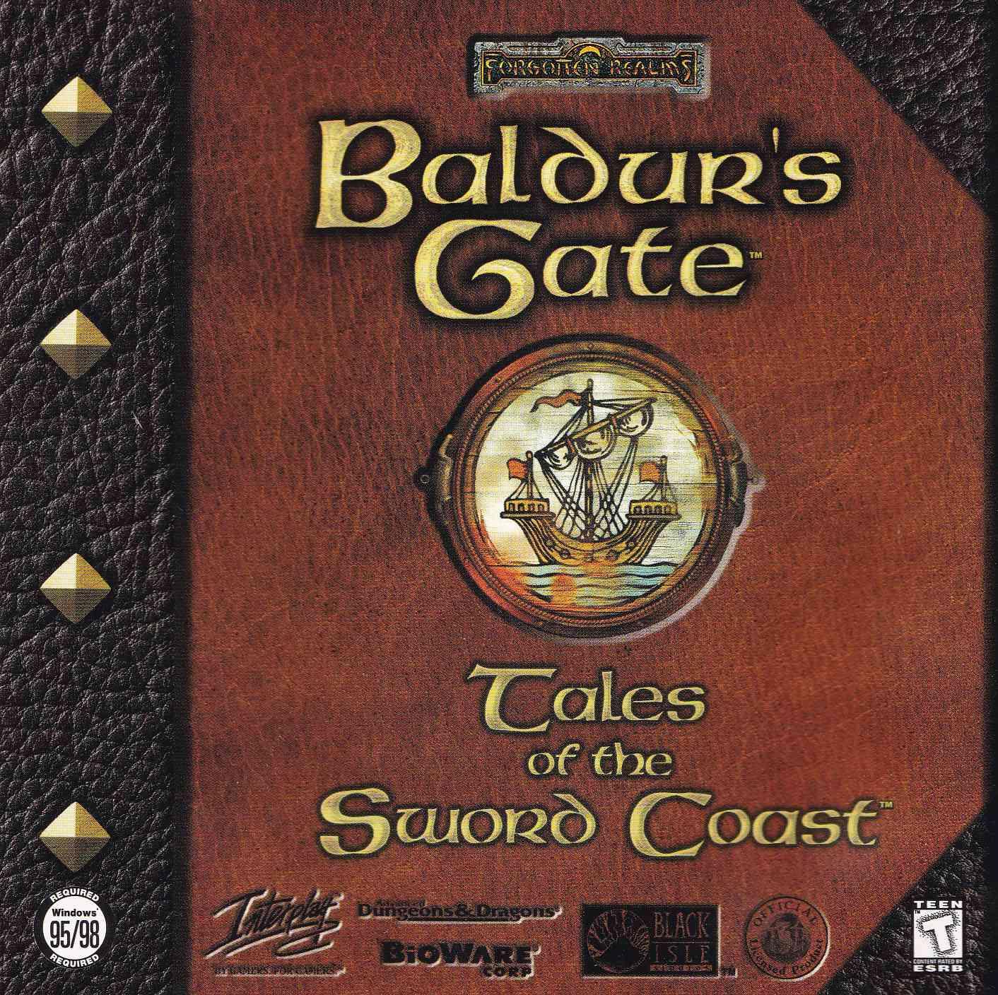 Baldur S Gate Tales Of The Sword Coast Reviewgggames