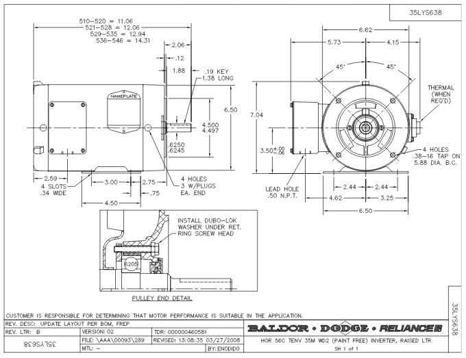 56c Frame Motor Specs | Framess.co