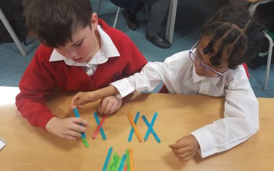Year IV tackle Roman Numerals