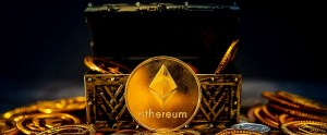 ethereum Crypto currency was found in the treasure box