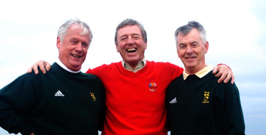 Des Smyth - Frank Gannon - Mark Gannon - Ryder Cup 2021 - G Golf Ireland