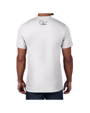 Good Vibe East Coast White T-shirt