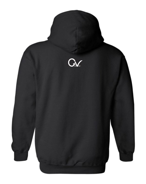 Good Vibes East Coast Black Hoodie