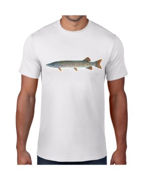 Muskie T-shirt 5.6 oz., 50/50 Heavyweight Blend
