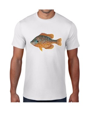 Pumpkinseed T-shirt 5.6 oz., 50/50 Heavyweight Blend