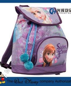 Frozen Drawstring Backpacks Factory