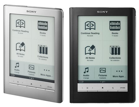 Sony-PRS-600-Reader-Touch-Edition-silver-black