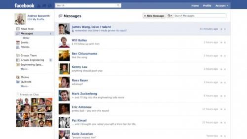 facebook messages inbox