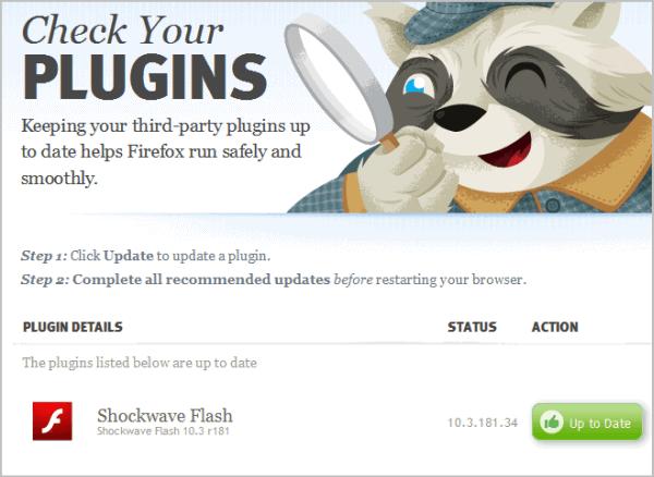 plugin check
