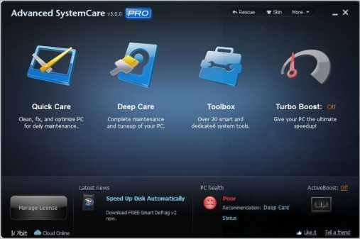 advanced-systemcare-pro1 Advanced SystemCare PRO 5 [ 10 Hediye Lisans ] [Sonlandı ]