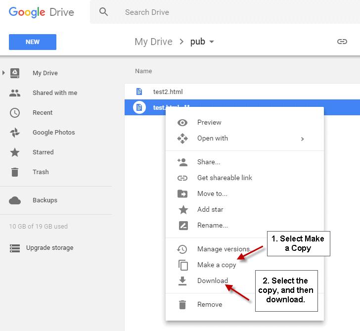 Google Drive bypass limite de download