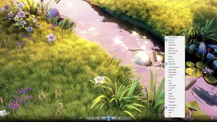XlideIt Image Viewer - lecteur vidéo