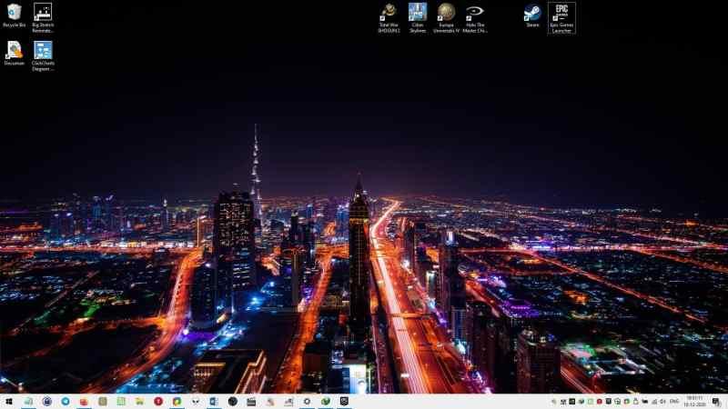 Chameleon è un programma open source che può cambiare automaticamente lo sfondo del desktop in base all'ora e alle condizioni meteorologiche