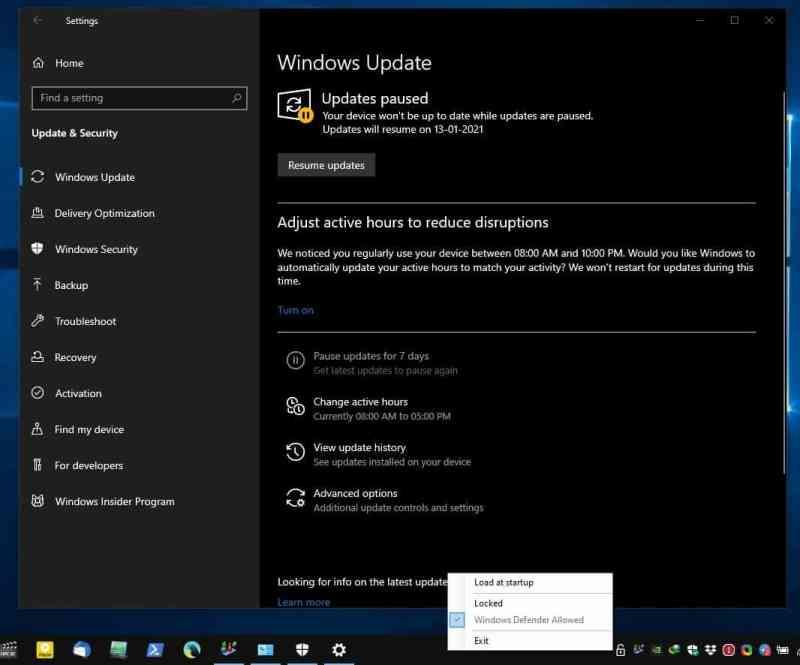 Kill-Update Windows Update sbloccato