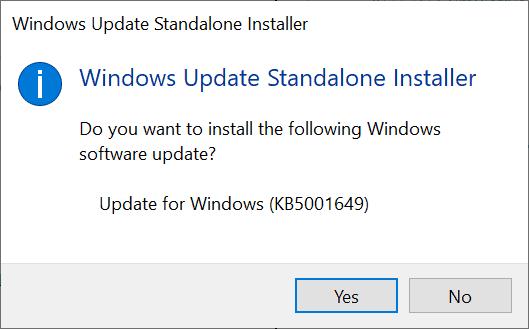 Windows stampa guai