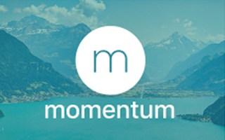 Estensione Momentum per il browser Chrome