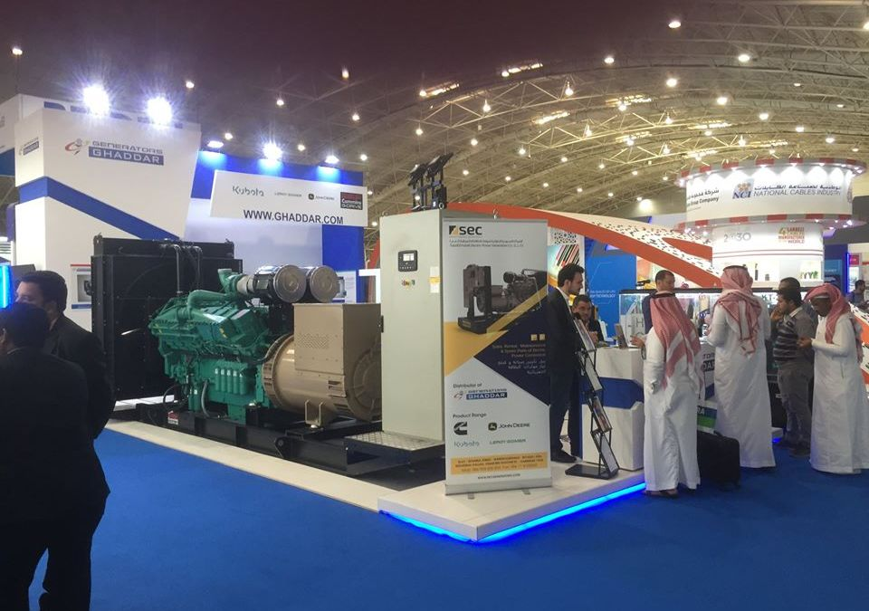 Middle East Electricity Saudi Exhibition 2019.