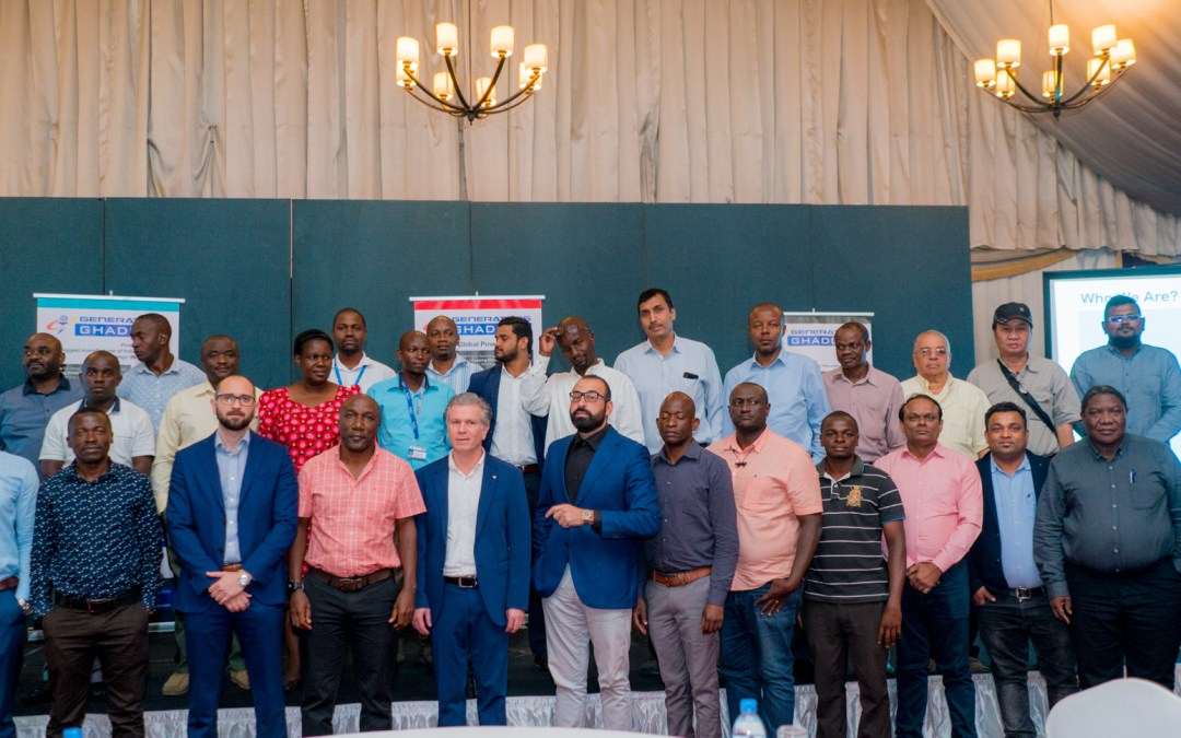 Launch Event in Tanzania for Ghaddar Generators Powered by Kubota, John Deere and Cummins.