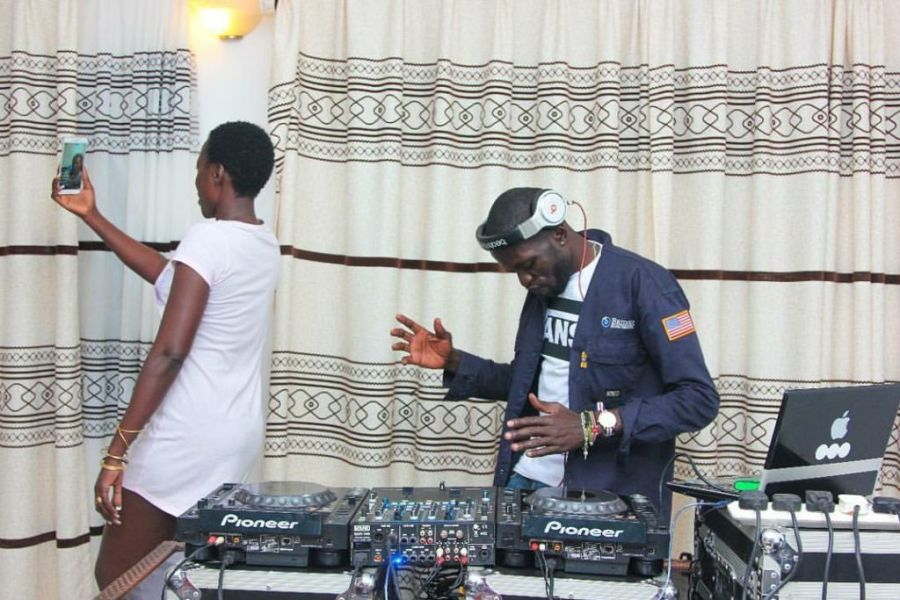 Akothee flaunts Kes 10 million sound system that her personal DJ uses to entertain her at her house (Photos)