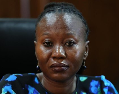 The truth: The real reason why IEBC Commissioner Roselyn Akombe was pulled out of a plane at JKIA by police