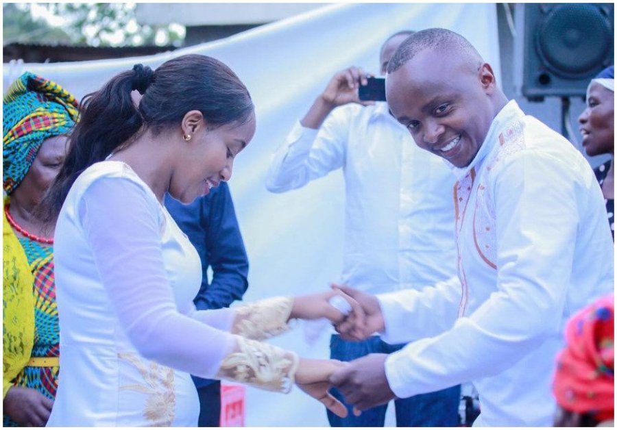 Image result for nancy and joab mwaura
