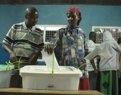10 days to Election Day… This is what will happen at the polling station on August 8th
