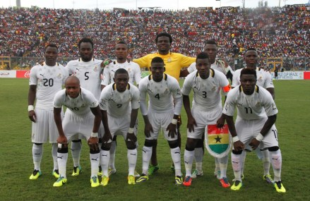 Ghana maintains position on FIFA rankings