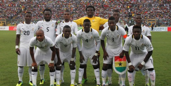 Ghana, alongside three others for AFCON 2017