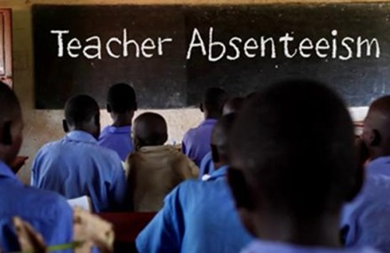 Zero tolerance for teacher absenteeism yields positive result