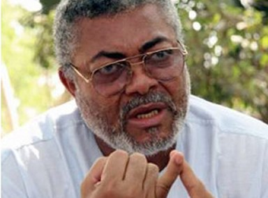 Rawlings prays for justice for Ya-Naa