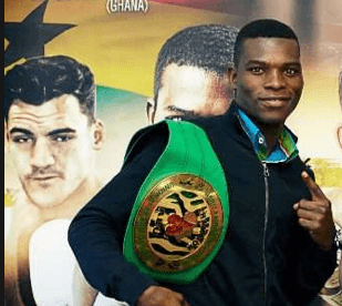 World title prospect Commey seeking another opportunity