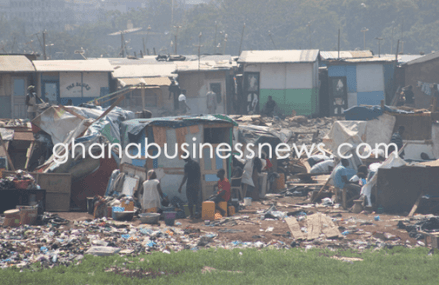 Over five million Ghanaians living in slums – UN