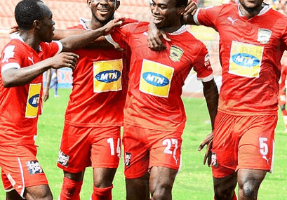 Frimpong powers Kotoko to victory over Dreams F/C