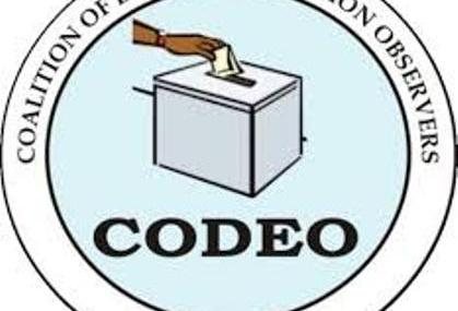 CODEO releases pre-election observation report