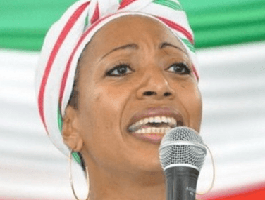 I lost the election because I ran out of money – Samia Nkrumah