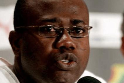 Kwesi Nyantakyi elected onto FIFA Executive Council